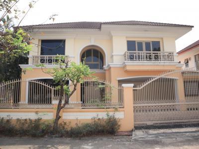 บ้านเดี่ยว 6900000 กรุงเทพมหานคร เขตคลองสามวา บางชัน